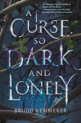 a curse so dark and lonely cover amazon
